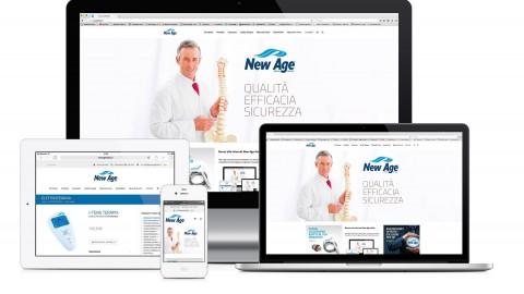 Nuovo sito internet New Age Italia